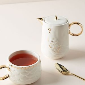 Anthropologie Lovebirds Jerri Tea for One
